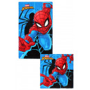 Hand Towel Wiper Towel Set Spiderman