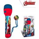 Avengers Flashlight