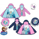 Kid Lined Jacket with Disney frozen , Ice Magic