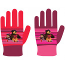Kid gloves Masha and the Bear