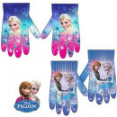 Children's gloves Disney frozen , Ice-cream
