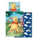 Bedsheet Disney Pooh 140 × 200cm, 70 × 90