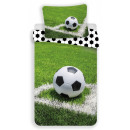 wholesale Home & Living: Soccer bedding 140 × 200cm, 70 × 90 cm