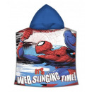 Spiderman , poncho da spiaggia Spider-Man 50 * 100
