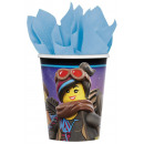 LEGO Movie, LEGO Adventure Paper Cup 8 pcs 266 ml