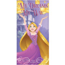Disney Princesses bath towel, beach towels