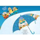 Großhandel Regenschirme: Minyons Kinder Regenschirm Ø69 cm