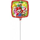 Super Mario Mini Foil Balloons