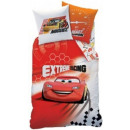 Bed linen Disney Verdas, Cars 140 × 200cm, 63 × 63