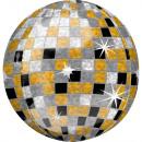 Disco Ball Foil Balloons 40 cm