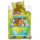 Linens Scooby Doo 160 × 200cm, 70 × 80cm