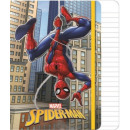 Spiderman A / 5 line booklet 80 sheets