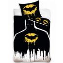 Batman pościel 140 × 200 cm, 70 × 90 cm
