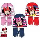 ingrosso Prodotti con Licenza (Licensing): cappelli e guanti per bambini impostati Disney Min