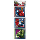 Mini Notebook Set Avengers , Revenge