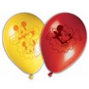 mayorista Articulos de fiesta: DisneyMickey globo, globos 8 piezas
