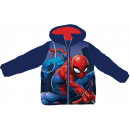 Spiderman kid lined jacket 3-8 years
