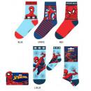 Skarpetki dziecięce Spiderman , Spiderman 23-34