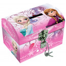 Box, a treasure  box of Disney Frozen, frozen