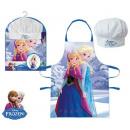 Dzieci Fartuch 2  częściowy zestaw Disney frozen