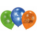 Ninja Turtles balloon, balloons 6 pcs