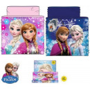 Children's scarf, snood Disney frozen , Ice-cr