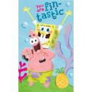 Gesichtstücher, Handtücher Spongebob , SpongeBob