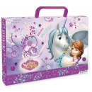 Disney Sofia A / 4 File bag with handle