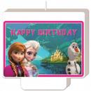 Disney frozen , Ice cake cake