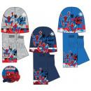 ingrosso Prodotti con Licenza (Licensing): protezione del bambino + scarf + glove set Spiderm