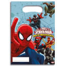 Spiderman , Spiderman Gift Pouch 6 pcs