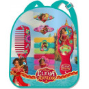 Disney Elena of Avalor hair accessory kit set