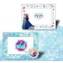 Houten fotolijsten Disney bevroren, frozen