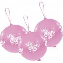 Butterflies, Butterfly Balloon, Balloons 3pcs