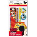 Stationery set (6 pcs) DisneyMickey