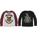 Harry Potter Kid's Long Sleeve T-shirt 134-158