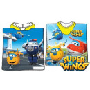 Super Wings beach towel poncho 50 * 100cm