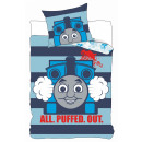 Thomas and his friends bed linen 140 × 200cm, 70 ×