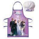 wholesale Licensed Products: Disney Ice Magic Kids Apron 2-Piece Set