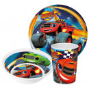 Tableware,  melamine Set Blaze, Flame