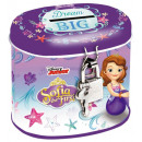 Disney Sofia Metal Money Box
