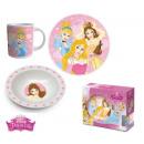 Stoviglie per bambini in porcellana Disney Princes
