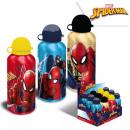 Aluminiowa butelka na wodę Spiderman 500 ml