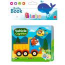 Tractor Poedel boek baby speelgoed