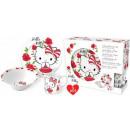 Children porcelain tableware Hello Kitty