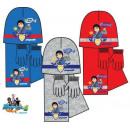 Kindermütze + Schals + Handschuh-Set Playmobil