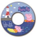 Pływająca guma Świnka Peppa 51 cm