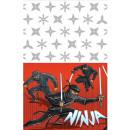 Mantel de Ninja 138 * 259 cm