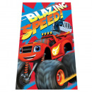wholesale Home & Living: Fleece Blanket  Blaze, Flame 100 * 150cm