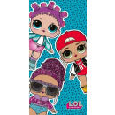LOL Surprise Bath Towel, Beach Towel 70 * 140